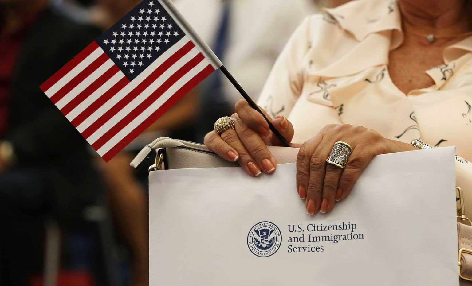 مهاجرت به آمریکا- شهروندی ایالات متحده