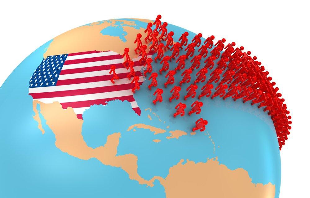 مهاجرت به آمریکا - پناهندگی